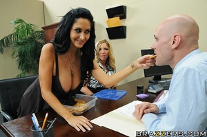 Nicole isn't the sharpest tool in the sh - XXX Dessert - Picture 5