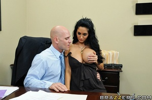 Nicole isn't the sharpest tool in the sh - XXX Dessert - Picture 7