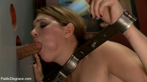 Busty bound and restrained girl craves r - XXX Dessert - Picture 11