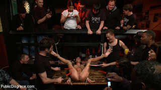 bound perfect body slave