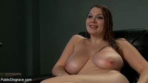 Busty bound and restrained girl craves r - XXX Dessert - Picture 15