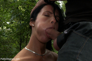 Perfect ass tied up babe is enthusiastic - XXX Dessert - Picture 7
