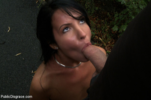 Perfect ass tied up babe is enthusiastic - XXX Dessert - Picture 10