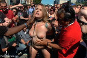 gagballed enslaved beauty humiliated