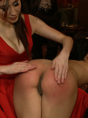 Tied up and humiliated slave babes are just - XXX Dessert - Picture 2