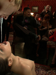 Tied up and humiliated slave babes are just - XXX Dessert - Picture 14