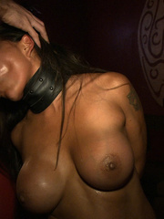 Super busty latin babe gets her aas fucked - XXX Dessert - Picture 14