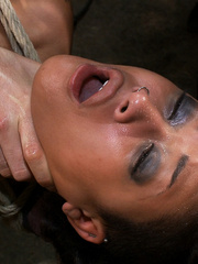 Poor enslaved beauty is an object of kinky - XXX Dessert - Picture 13