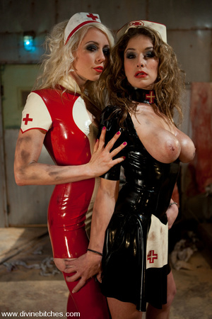 XXX female domination pics of two hot ba - XXX Dessert - Picture 2
