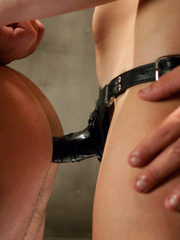 Nasty femdom pics of tied up and humiliated - XXX Dessert - Picture 4