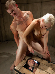 Nasty femdom pics of tied up and humiliated - XXX Dessert - Picture 7