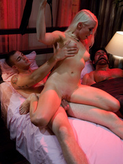 Nasty femdom pics of tied up and humiliated - XXX Dessert - Picture 8