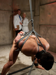 Nasty femdom pics of tied up and humiliated - XXX Dessert - Picture 13