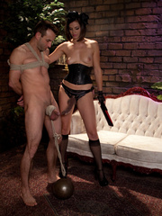 Female domination pics of brunette babe - XXX Dessert - Picture 10