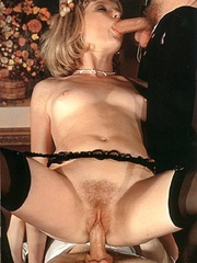 Two seventies couples doing it all together - XXX Dessert - Picture 9
