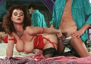 Big load of sticky cum all over her big  - XXX Dessert - Picture 4
