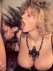 Big titted retro mom loves a big sticky - XXX Dessert - Picture 14