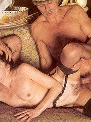 Eighties lady loves to get double - XXX Dessert - Picture 13
