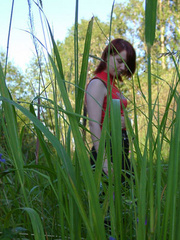 Spying on redhair teen peeing after beer - XXXonXXX - Pic 3