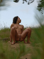Perfect young candy gets busted peeing - Picture 12