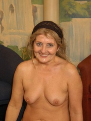 Nasty grannies get cum covered after rough - XXXonXXX - Pic 12
