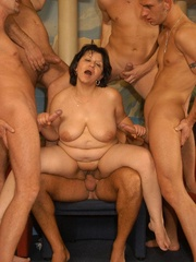 Suoer hot orgy sex performed by nasty mature wife - XXXonXXX - Pic 6