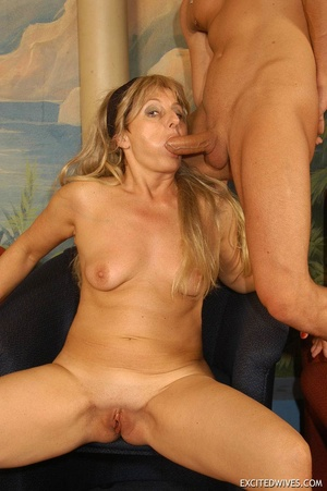 Naughty mature moms enjoying rockhard peckers in hot gangbang action. Tags: Orgy sex, granny, homemade, huge tits. - XXXonXXX - Pic 7