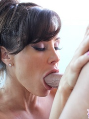 Cock hungry mature milf likes being used as - XXX Dessert - Picture 1