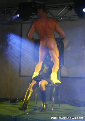 Awesome striptease performed by lusty sex show participants. Tags: Naked girls, reality, tight panties, sexy ass. - XXXonXXX - Pic 7
