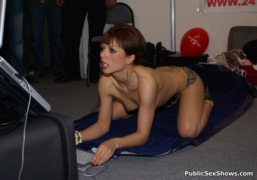 Naked girls of hustler