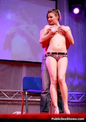 Amazing body girls stripping and riding dicks in public. Tags: Reality, naked girls, sexy stockings. - XXXonXXX - Pic 10