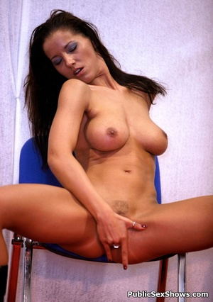 Sex show nasty girls willinly suck and fuck hard dicks in public. Tags: Insertion, reality, big tits, naked girls. - XXXonXXX - Pic 4