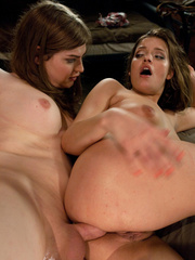 Perfect body cowgirl gets tied up and butt - XXX Dessert - Picture 5