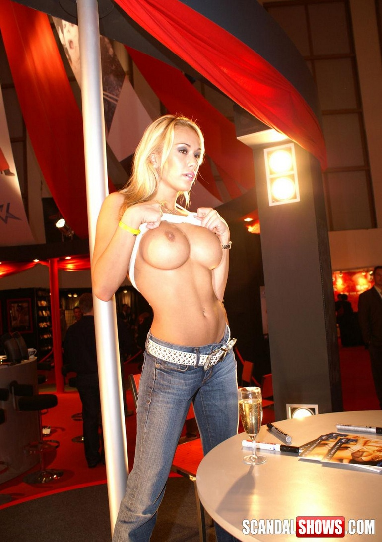 Nude sexy stripper boobs remarkable