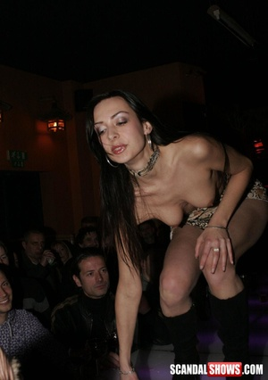 Awesome hot xxx pics of wild sex show models getting naked. Tags: Public, reality, huge boobs, naked girls. - XXXonXXX - Pic 7