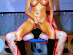 Awesome hot xxx pics of wild sex show models - XXXonXXX - Pic 8