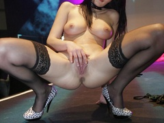 Sex show nasty beauties slowly taking off their - XXXonXXX - Pic 4