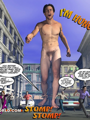 Funny and sexy gay cartoon pics for your pleasure. - Picture 15