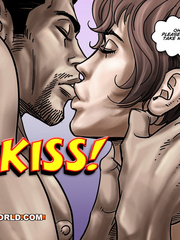 Hot gay cartoon scenes in these comix. Tags: gay - Picture 11