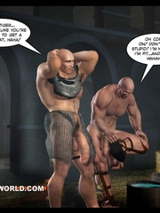Free gay cartoons porno with two powerful men. Tags: - Picture 1