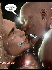 Free gay cartoons porno with two powerful men. Tags: - Picture 3