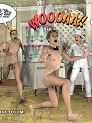 Funny porn comix story for you to laugh and get horny - Picture 14