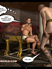 Some good old gay fucking in 3d sex. Tags: cartoon - Picture 3