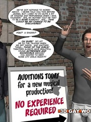 Naked theatre plays for gay male cartoons. Tags: free - Picture 2