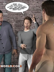 Naked theatre plays for gay male cartoons. Tags: free - Picture 4