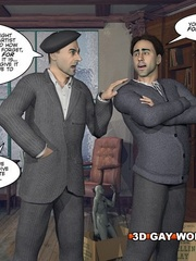 Hard as a rock for his creation in this cartoons - Picture 4