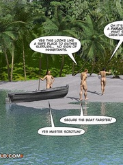 Little Willie's adventures in these gay male cartoons - Picture 5