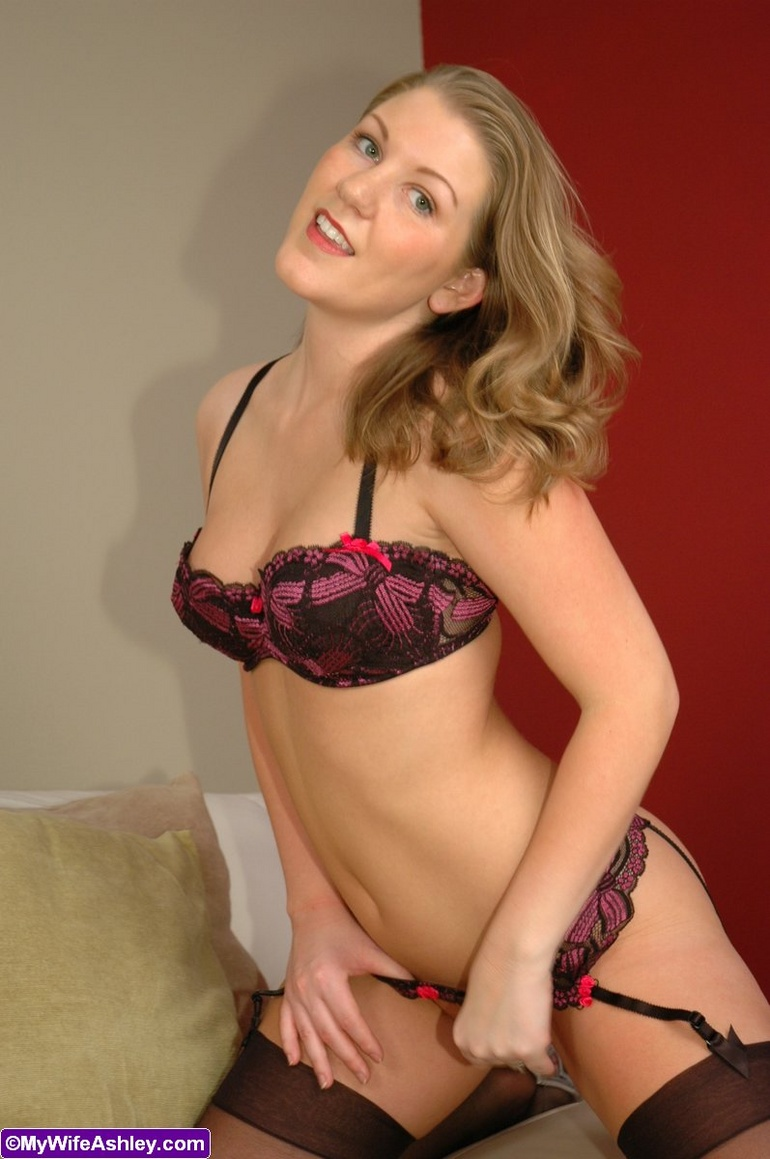 Hot xxx wife in awesome lingerie tasting - XXX Dessert - Picture 3