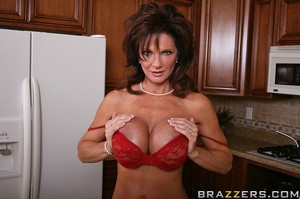 Deauxma gets fucked hard by a big dick - XXX Dessert - Picture 2