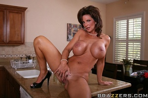 Deauxma gets fucked hard by a big dick - XXX Dessert - Picture 4